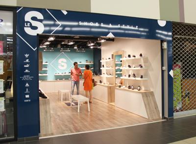 Le S Shoes and Style Magasin de chaussures à Châteaubriant