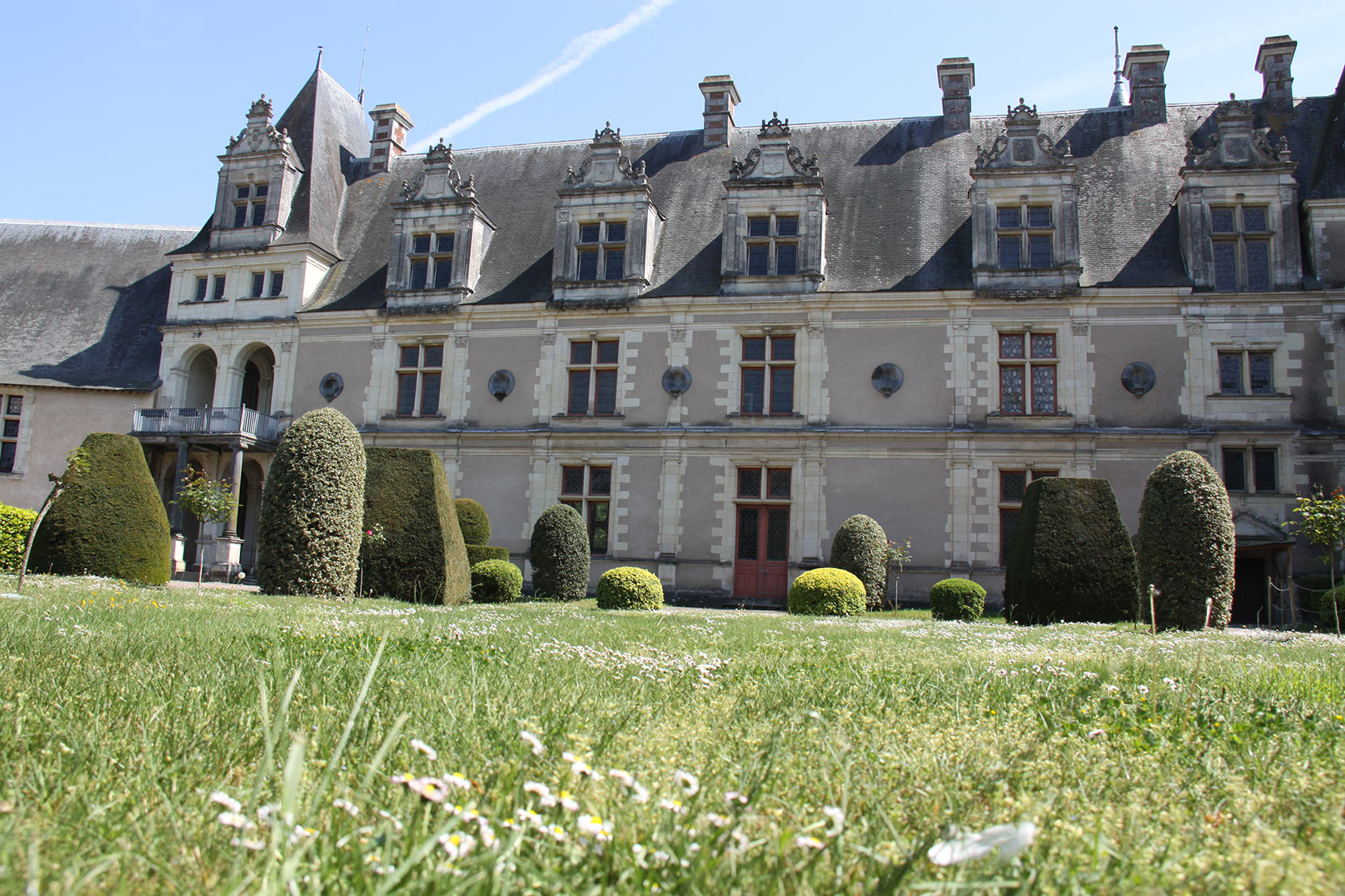Patrimoine for Porte neuve chateaubriant